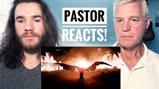 PASTOR Reacts To Billie Eilish   All The Good Girls Go To Hell!