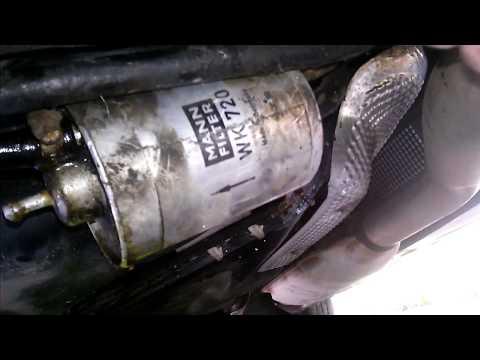 95 Benzin in den Motorroller