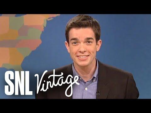 Weekend Update: John Mulaney on Things He's Excited About - SNL