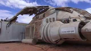 AUSTRALIA: One Fine Day In Opal Coober Pedy