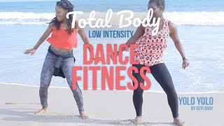 Afrobeats Dance Fitness Workout  Yolo Yolo By Seyi Shay  Dreyah Craig