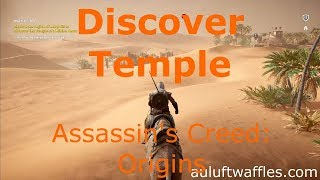 Discover Temple of a Million Years New Kid in Tow Assassin's Creed: Origins