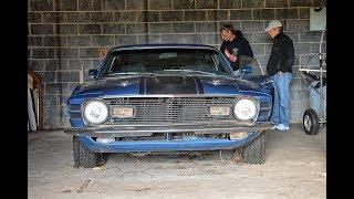 Divine Intervention Barn Find - Super Cobra Jet Mustang 1970 Mach 1