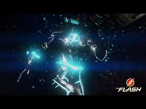 GOD OF SPEED ! Future Flash VS. God Speed ! (Ultimate Flash)