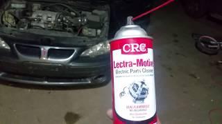 Pontiac Security Light Won't Start Fix, Solved