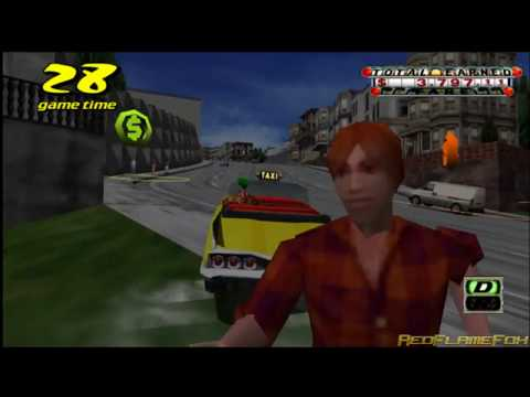 Crazy Taxi ISO < GCN ISOs | Emuparadise