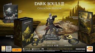 ► Unboxing | Dark Souls 3 | Sběratelská edice! |  [1080p]