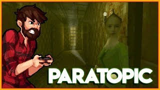 THEIR FACES ARE TOO REAL | Paratopic (David Lynch Style Horror) Gameplay/Let