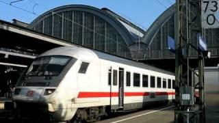 preview picture of video 'Zugansage in Karlsruhe Hbf nach Ankunft des IC 2264 (nicht automatisiert)'