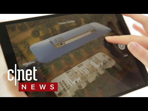 Apple's visitor center opens to the public (CNET News)