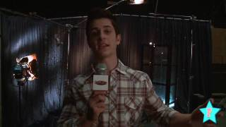 Дэвид Генри, David Henrie on What to Expect from Wizards vs. Werewolves