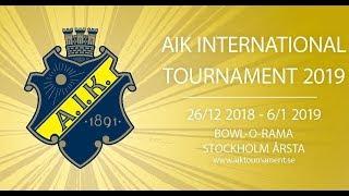 AIK Tournament 2019 - 6/1 Finals (Schedule in the description) | Lane 5-8