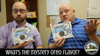 NEW Mystery Oreo Flavor Revealed? | Taste Test Review