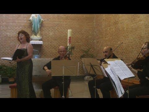 Cuarteto de cuerda y soprano
