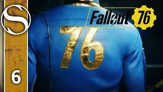 NUKE HUNTING Fallout 76 Gameplay Part 6