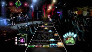 Dragonforce - Once in a Lifetime (Guitar Hero)
