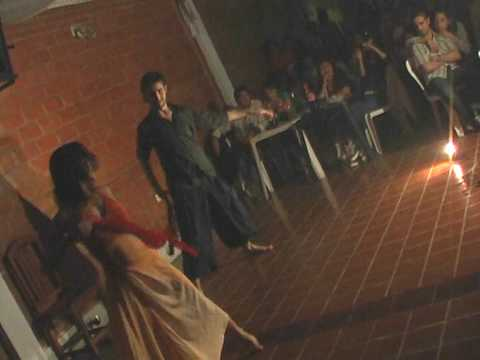 Sonia y Ramiro. Zamba estilo libre.