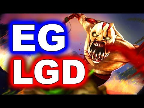 EG vs LGD - 3rd PLACE CURSE! - ESL One Birmingham 2019 DOTA 2