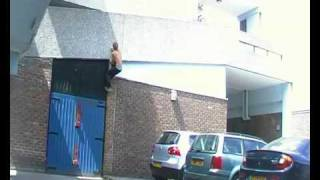 Jj Goda - Summer Runs - Scene 7, Thamesmead Blue Walls