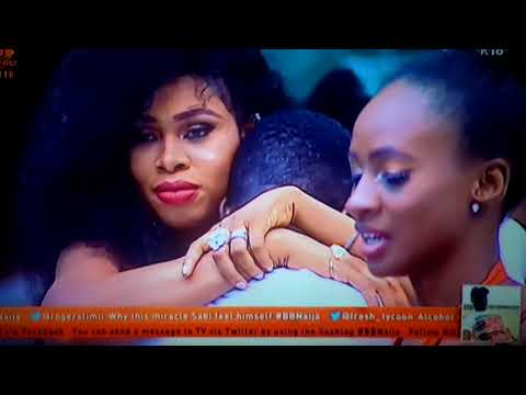 BBNaija 2018 - DJ Exclusive makes Lolu Cry After the Party| Double Wahala