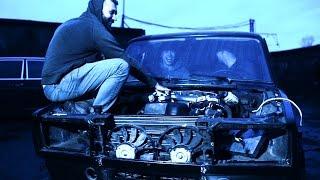 BLACK JACK #10. Russian Crazy Car / ЖИГУЛЬ, КОТОРЫЙ ВАЛИТ!!!