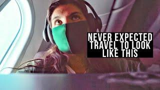 Flying Home During the Pandemic (Abu Dhabi to Frankfurt)
