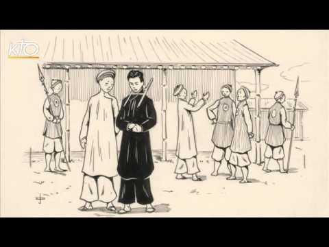 Saint Théophane Vénard, pour l'amour du Vietnam