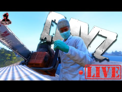 DayZ 1.03 - In search of content ;) will we find any? w/the squad