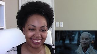 """Game of Thrones S8 E1 """"Winterfell"""" Reaction Pt 1"""