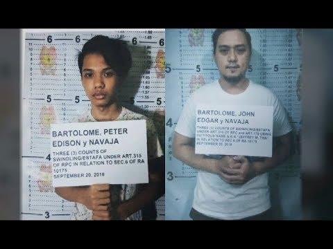 [UNTV]  Dalawang suspek arestado dahil sa panloloko sa isang online seller