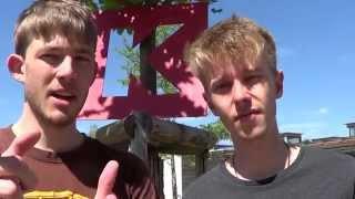 preview picture of video 'Folge 6: Neues auf dem Gelände - Kulturspektakel Videoblog'