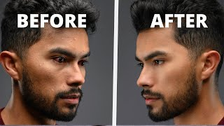 7 Tricks To Have A HANDSOME Face