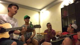 Hanggang Kailan - Orange And Lemons (Alas Quattro Acoustic Cover)