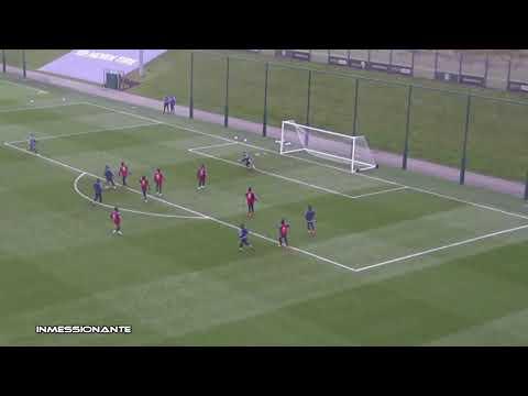 Lionel Messi Amazing Goal in Argentina Training