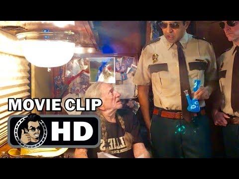 SUPER TROOPERS 2 Movie Clip - Willie Nelson Hostage (2018) Broken Lizard Comedy Movie HD