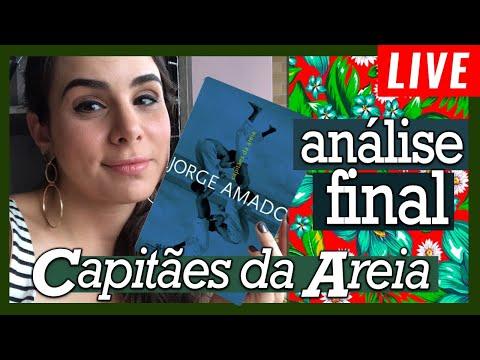 CAPITÃES DA AREIA - Análise Final  (Clube de Leitura Coletiva)