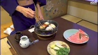 Sukiyaki - Japanese Food in Tokyo