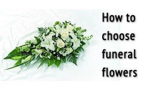 Funeral flowers - sympathy flowers - funeral wreaths - Chorley, UK