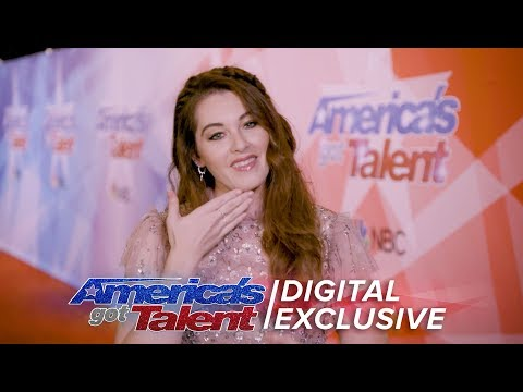 Mandy Harvey Thanks Her Encouraging Supporters - America's Got Talent 2017