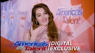 Mandy Harvey Thanks Her Encouraging Supporters - America
