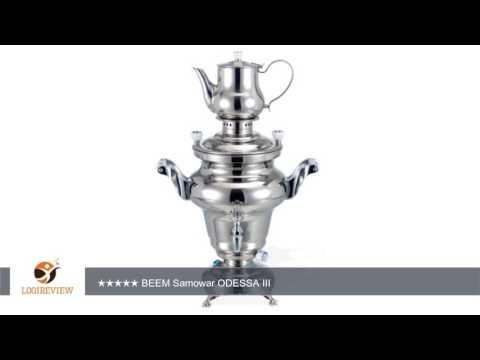 BEEM Germany Samowar ODESSA III | Erfahrungsbericht/Review/Test