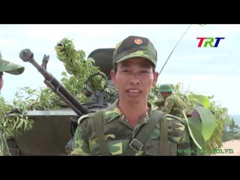 Huyện Quảng Điền: Đổi mới nâng cao chất lượng huấn luyện LLVT huyện