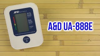 A&D UA-888E - відео 1