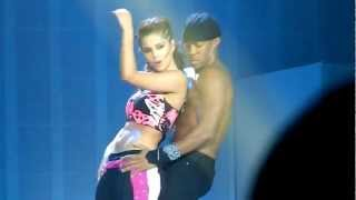 Cheryl - Ghetto Baby LIVE - A Million Lights tour - Liverpool 11/10/12 (HD)