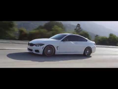 "BMW 428i M-Sport Coupe   Vossen CV5 20"" Wheels"