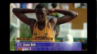 Usain Bolt - The Path To Greatness