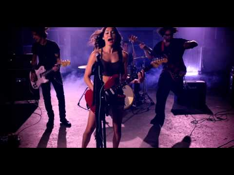 Rachelle Adrian And The Rising Sons - Face The World Alone Official Music Video
