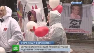 «Мне хотелось Вас просто убить» Тимошенко написала Януковичу письмо