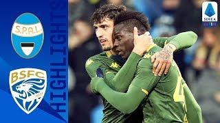 SPAL 0-1 Brescia | Balotelli Strikes to Secure Three Points | Serie A