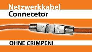 Cat.7 Kabel Connector - Kabel flicken